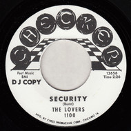 LOVERS - SECURITY (REPRO)