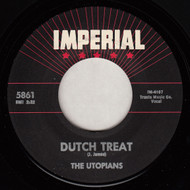 UTOPIANS - DUTCH TREAT (REPRO)