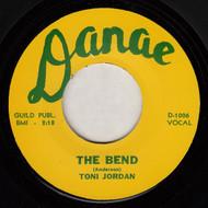 TONI JORDAN - THE BEND  (REPRO)