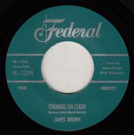 BROWN • JAMES BROWN - CHONNIE ON CHON