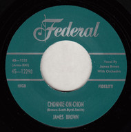 JAMES BROWN - CHONNIE ON CHON .  (REPRO)