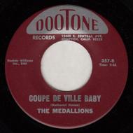 MEDALLIONS - COUPE DE VILLE BABY  (REPRO)
