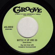 BIG JOHN GREER - BOTTLE UP AND GO (REPRO)