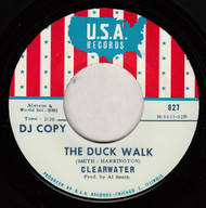 CLEARWATER - DUCK WALK (REPRO)