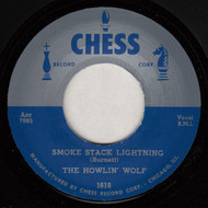 HOWLIN WOLF - SMOKE STACK LIGHTNING