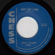 JIMMY ROGERS - WHAT HAVE I DONE
