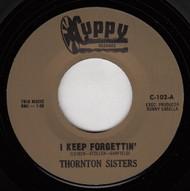 THORNTON SISTERS - I KEEP FORGETTIN'