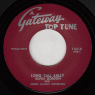 RUFUS GORDON - LONG TALL SALLY
