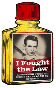 KBSP92 I FOUGHT THE LAW  PERFUME BOBBY FULLER