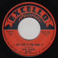 SLIM HARPO - I GOT LOVE IF YOU WANT IT