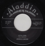 JOHN & JACKIE - LITTLE GIRL