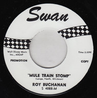 ROY BUCHANAN - MULE TRAIN STOMP