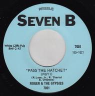 ROGER & THE GYPSIES - PASS THE HATCHET