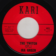 IRA GREEN - THE TWITCH