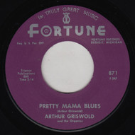 ARTHUR GRISWOLD - PRETTY MAMA BLUES