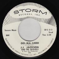 J. J. JACKSON - OO-MA-LIDDI