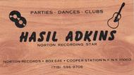 HASIL ADKINS BUSINESS CARD