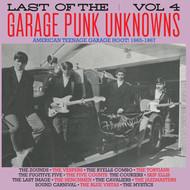 LAST OF THE GARAGE PUNK UNKNOWNS VOL. 4