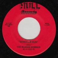 BLONDE BOMBER - STROLLIE BUN (HULL)