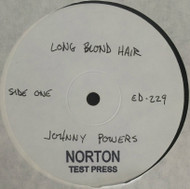229 JOHNNY POWERS - LONG BLOND HAIR LP (NTP-229)