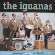 NDL-251 THE IGUANAS LP (Digital Download)