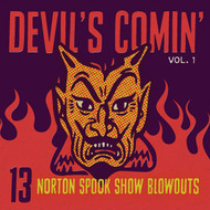 NDL-6661 DEVIL'S COMIN' 13 NORTON SPOOK SHOW BLOWOUTS (Digital Download)