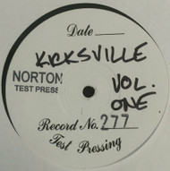277 VARIOUS ARTISTS - KICKSVILLE: RAW ROCKABILLY ACETATES VOL. 1 LP (NTP - 277)