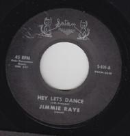 RAYE - JIMMIE RAYE - HEY LET'S DANCE (REPRO)