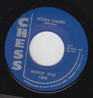 HOWLIN WOLF - HIDDEN CHARMS
