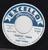 THOMAS • TABBY THOMAS - POPEYE TRAIN