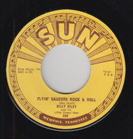 RILEY • BILLY RILEY - FLYIN SAUCERS ROCK & ROLL