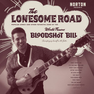 386 BLOODSHOT BILL - THE LONESOME ROAD CD (386)