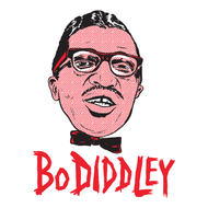 MONSTER R&R TEE #2 BO DIDDLEY
