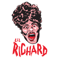 LITTLE RICHARD - MONSTER R&R TEE - LIL RICHARD