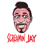 MONSTER R&R T-SHIRT- SCREAMIN' JAY HAWKINS