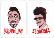 AF#5 SCREAMIN JAY  AIR FRESHENER