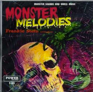 CD Frankie Stein - Monster Melodies