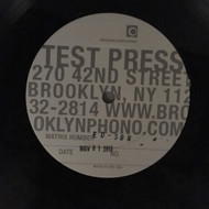 TP GOLDEN GROUPS VOL. 56 LP test pressing