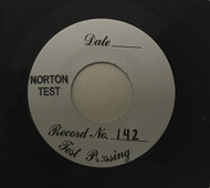 142 CHARLIE FEATHERS - WE'RE GETTING CLOSER TO BEING APART / IF YOU WERE MINE TO LOSE (NTP-142)