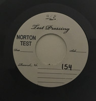 154 THE TANDOORI KNIGHTS - PRETTY PLEASE / BUCKETFUL (NTP-154)