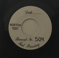 504 PRETTY THINGS - MIDNIGHT TO SIX MAN / CAN'T STAND THE PAIN / LSD / ME NEEDING YOU (NLP-504)