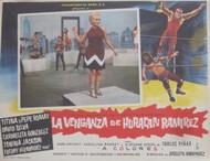 LA VENGANZA DE HURACAN RAMIREZ