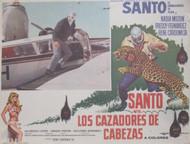SANTO VS LOS CAZADORES DE CABEZAS