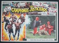 BLUE DEMON - LOS CAMPEONES JUSTICIEROS