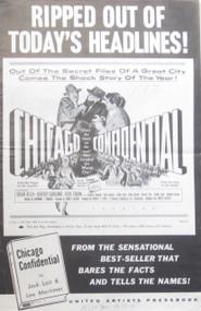 CHICAGO CONFIDENTIAL PRESS BOOK