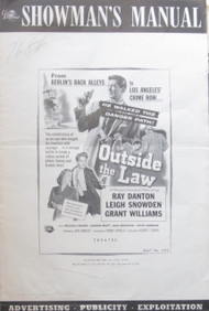 OUTSIDE THE LAW SHOWMAN'S MANUAL