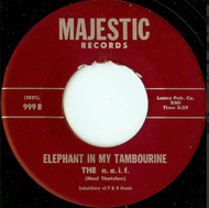 NAIF - ELEPHANT IN MY TAMBOURINE/SWEET BIRD OF LOVE (Orig 45)