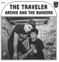 197 ARCHIE & THE BUNKERS - THE TRAVELER/LOOKING (45-197)