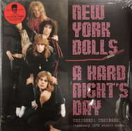 413 NEW YORK DOLLS - A HARD NIGHT'S DAY 2-LP (ED 413)