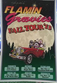 FLAMIN GROOVIES TOUR 2013